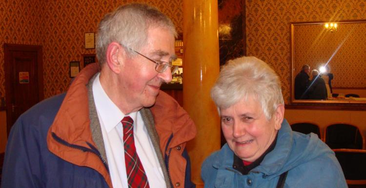 Alan Watt & Helena Platt