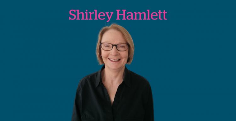 Shirley Hamlett