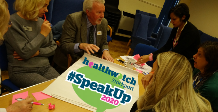 Speak up 2020