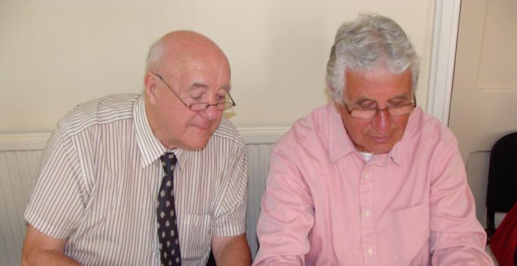 John Leach & David Atkinson