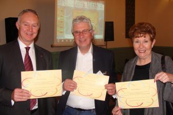 David Moore, David Atkinson & Susan Carroll