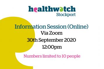 Information Session (online)