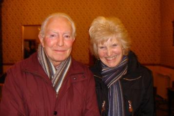 Sheila Grainger & Kenneth Grainger