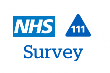 NHS 111 SURVEY