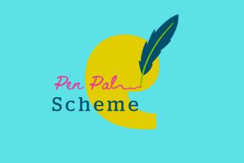 Pen pal scheme logo