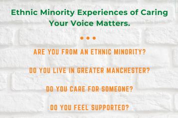 Ethnicity Carers Survey