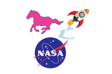 Nasa and Horse