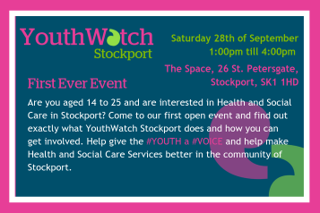 YouthWatch First Event Prom