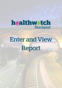 Enter and View Report