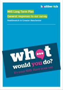 NHS Long Term Plan Report